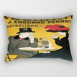 Vintage poster - Absinthe Rectangular Pillow