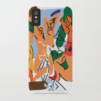 picasso iPhone & iPod Cases featuring Picasso by John Sailor