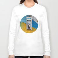 telephone Long Sleeve T-shirts featuring Telephone by RMK Creative