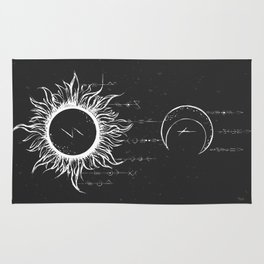Sol and Mani Rug