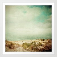 wander Art Prints featuring Wander by Olivia Joy StClaire