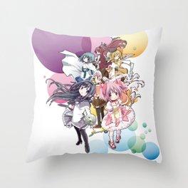 Puella Magi Madoka Magica - Only You Throw Pillow