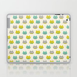 Litte Cats Laptop & iPad Skin