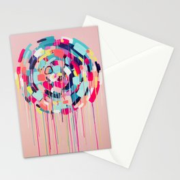 Odessa - Abstract painting #society6 Stationery Cards