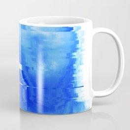 blue statue Coffee Mug