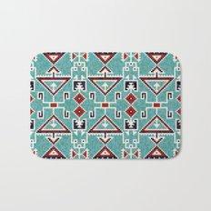 Native American Navajo pattern Bath Mat