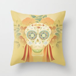 TEQUILA SMILE Throw Pillow