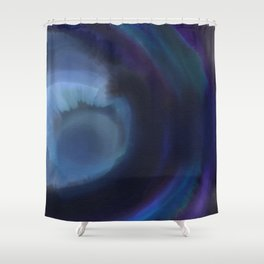 flaws Shower Curtain