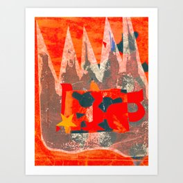 uygn Art Print