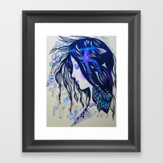 Ruben Framed Art Print