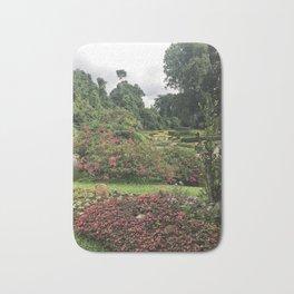Stormy Garden Bath Mat
