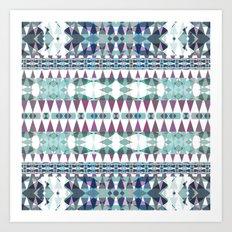 Mix #388 Art Print