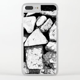 Disorder Clear iPhone Case