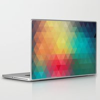 reassurance Laptop & iPad Skins featuring Abstract Geometric Pattern by Rothko
