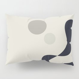 Moons of Saturn Pillow Sham