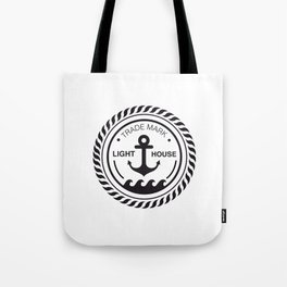 Anchor place Tote Bag