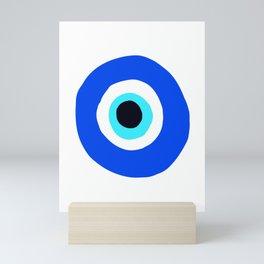 Evil Eye Talisman Lucky Charm Mini Art Print