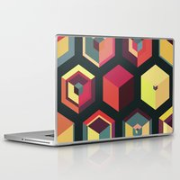 kitchen Laptop & iPad Skins featuring Idea Kitchen by Terran Relic