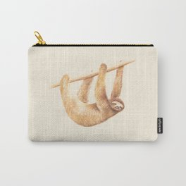 Css Animal: Sloth Carry-All Pouch