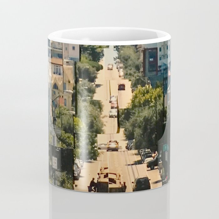 It's a Cubist's World Coffee Mug