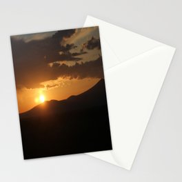 Smith Rock Sunrise Stationery Cards