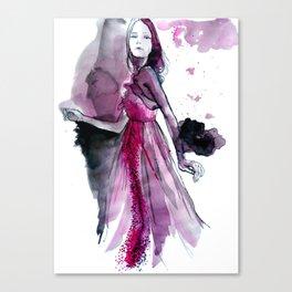 Garance Canvas Print
