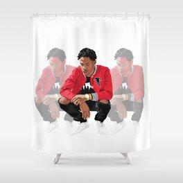 Travis Scott Shower Curtain