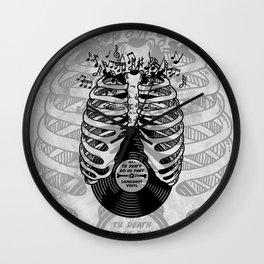 Til Death do us part. (v1) Wall Clock