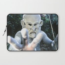 Papua New Guinea Ghost Laptop Sleeve