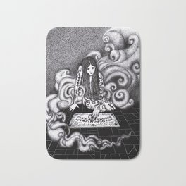 Beauty and the Board / Beauty and the Beast Bath Mat