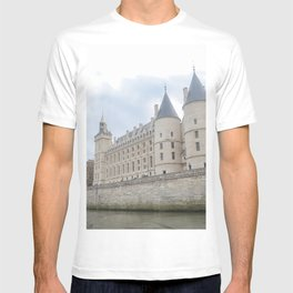 Architecture of Paris   Europe Travel Photography T-shirt