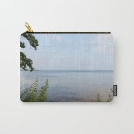 Shoreline of Lake Bemidji in Northern Minnesota 1 Carry-All Pouch