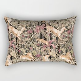Wild life pattern Rectangular Pillow