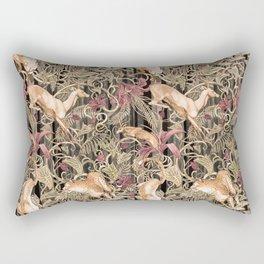 Wild life pattern Rectangular Pillow