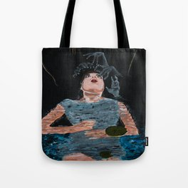 Sleep Paralysis Tote Bag