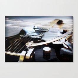 """Gretsch"" Canvas Print"