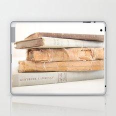 The Book Kiss Laptop & iPad Skin