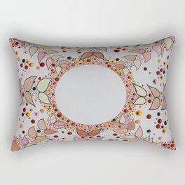 Autumn Flower Rectangular Pillow