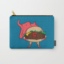 Hamburger Heroes Carry-All Pouch