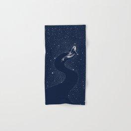 starry orca Hand & Bath Towel