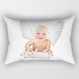 Angel Baby Rectangular Pillow
