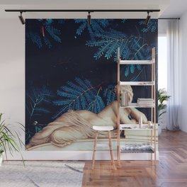 Fronds Wall Mural