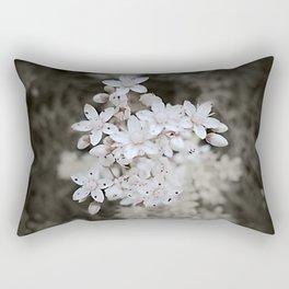 Wall Flower Rectangular Pillow