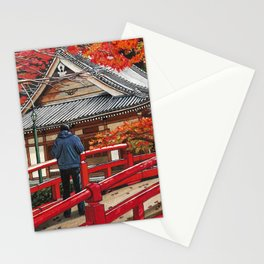 Shades of Autumn Stationery Cards