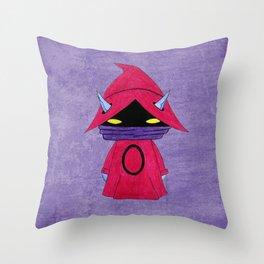 A Boy - Orko Throw Pillow