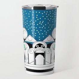 Earth Ship Travel Mug