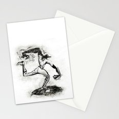 Wound-up: The Pitcher Stationery Cards