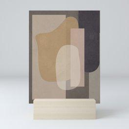 Abstract Geometric Art 51 Mini Art Print