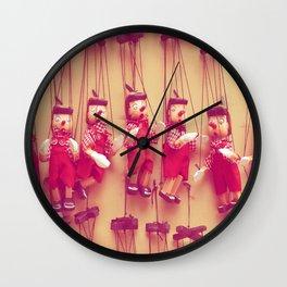 Pinocchio Wall Clock