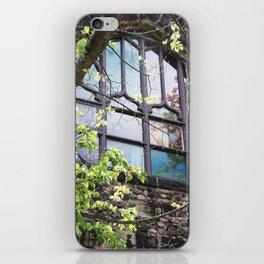Church Window, Charlottetown iPhone Skin